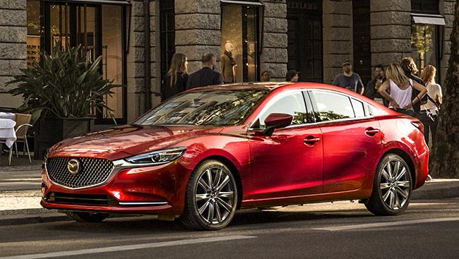 2018 Mazda6 - Getting Classier