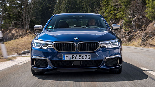 2020 BMW M550i: The perfect compromise
