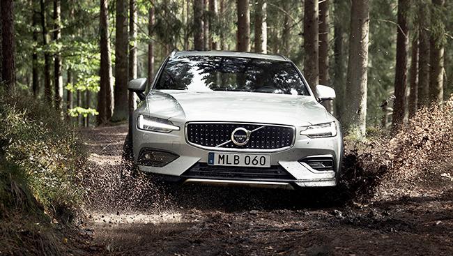 2020 Volvo V60 CC