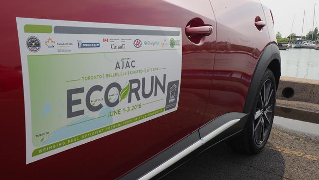 AJAC Eco-Run
