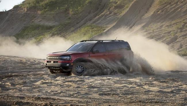 Edmunds: 2021 Ford Bronco Sport vs the Subaru Forester