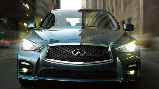 2016 Infiniti Q50: A refreshing upgrade