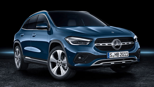 2021 Mercedes-Benz: GLA 250 4MATIC