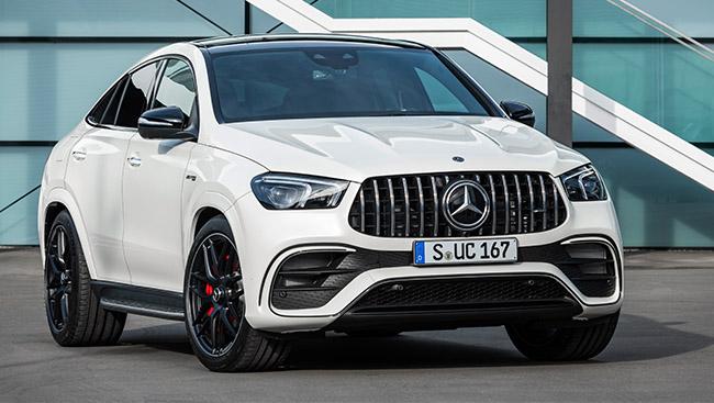 2021 Mercedes: AMG GLE 63 S