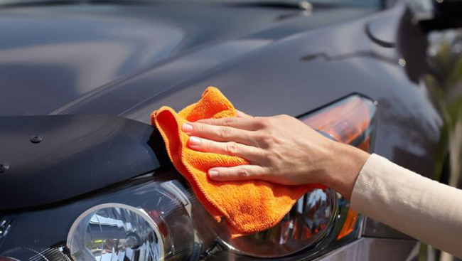 Wax On, Wax Off: Tips to wax your car