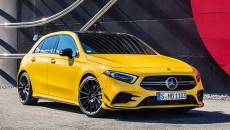 2021 Mercedes AMG A 35 4MATIC