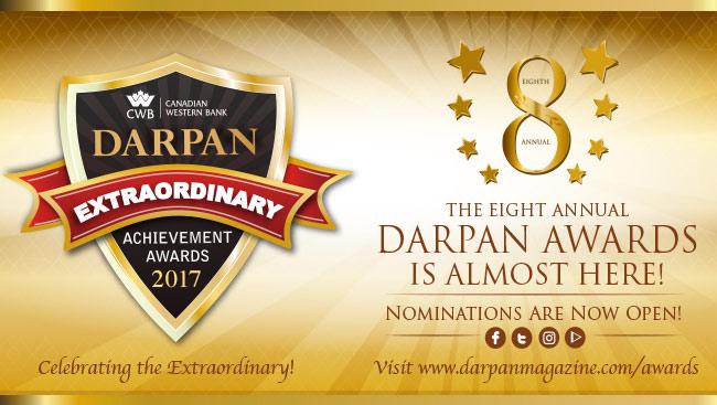 DARPAN AWARDS : Calling For Nominations