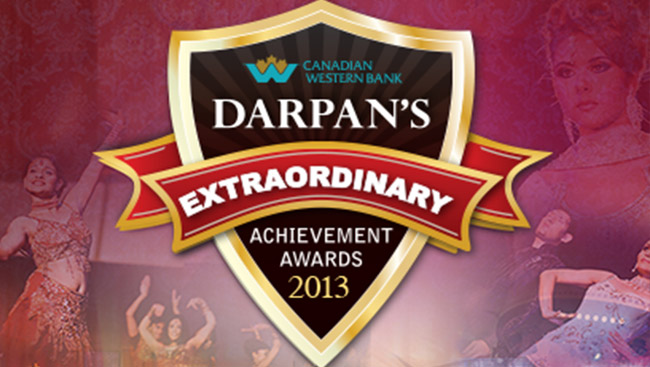 Darpan's 4th annual Extraordinary Achievement Awards 2013 – Celebrating the Extraordinary!