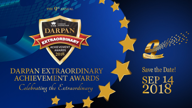 DARPAN's Extraordinary Achievement Awards 2018 Nominations Are Now Closed