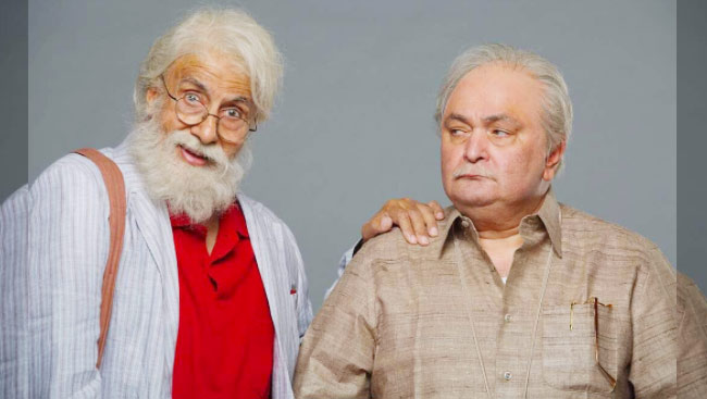 102 Not Out: Teaming Up With Chintuji For Film Has Been Greatest Joy, Says Big B