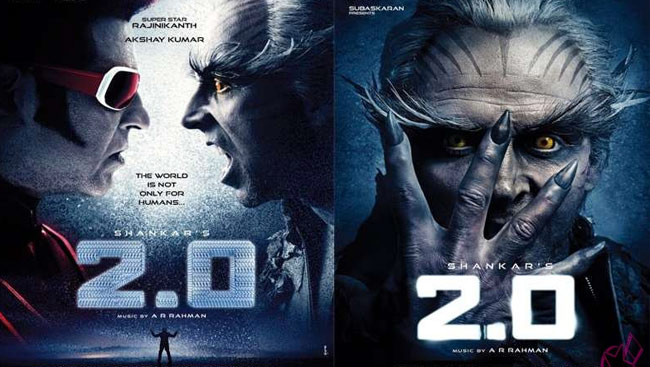 Rajinikanth starrer '2.0' to be released in China