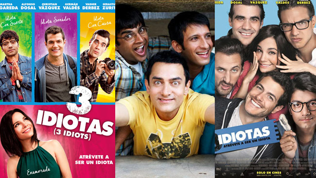 Mexican Remake Of 3 Idiots Comes To India After A Year Will Open