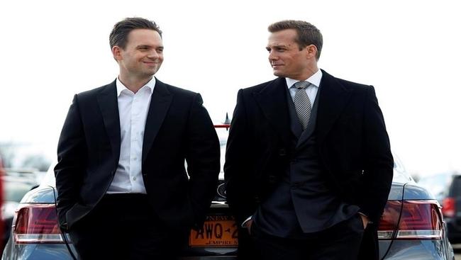 Patrick J. Adams defends 'Suits' co-star Meghan