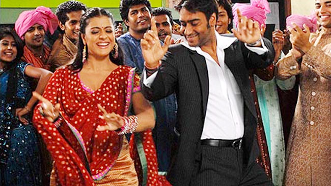 Ajay Much Better Than Me At Pampering Kids: Kajol