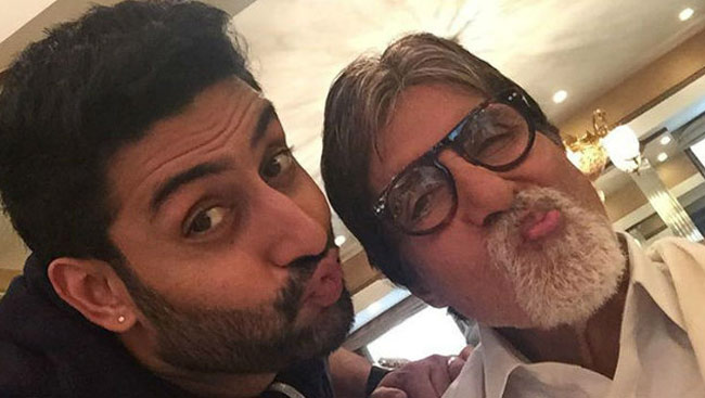 Amitabh Bachchan's Post For 'Dearest Friend' Abhishek Bachchan Is Heartfelt