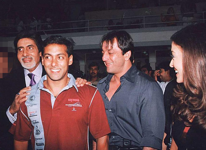 When Someone Confused Big B For Salman Khan