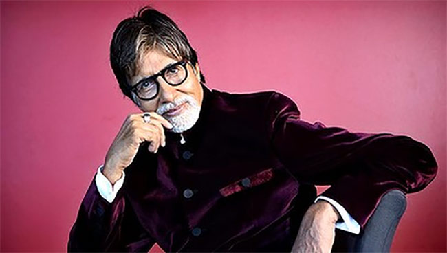 Big B Supports Fire Safety Campaign 'Chalo India'