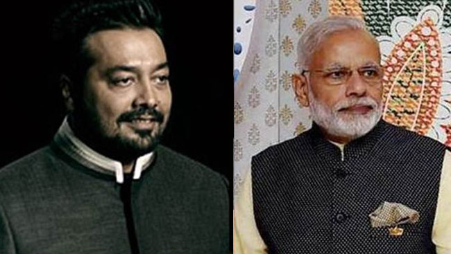 Anurag Kashyap Gets Message To Vote For PM Modi