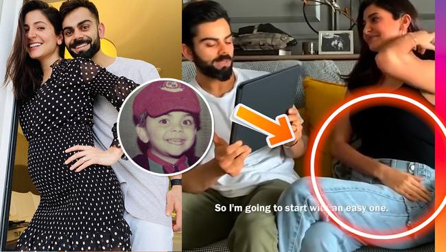 WATCH: Lockdown baby?😊😊 Bollywood star Anuskha Sharma Pregnant