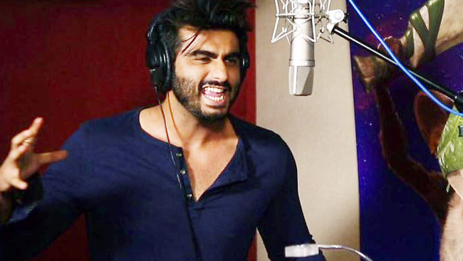 Arjun Kapoor Embarks On New Journey Of 'Panipat'