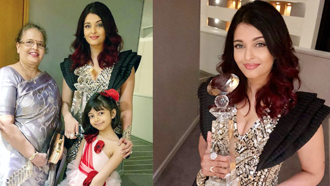 Inculcating Traditions In My Daughter Natural To Me: Aishwarya Rai