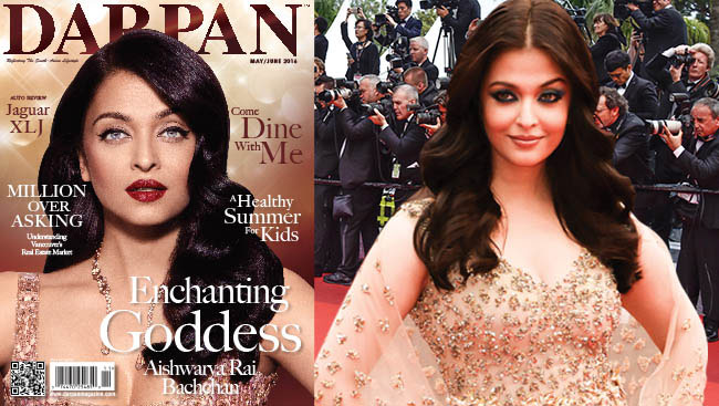 Enchanting Goddess: Aishwarya Rai Bachchan