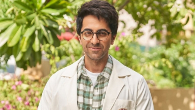 Ayushmann Khurrana: Lucky that I chose acting as my profession
