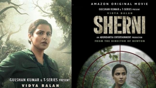 Vidya Balan: In 'Sherni' I play a woman of few words but many dimensions