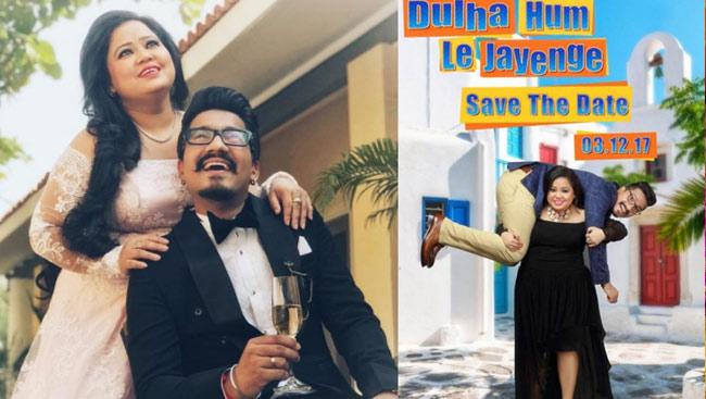 Bharti Singh, Husband To Participate In 'Bigg Boss 12'