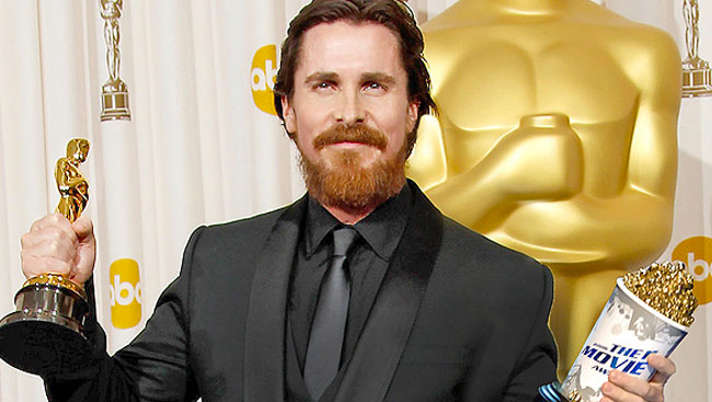 India Has A World Within Itself: Christian Bale