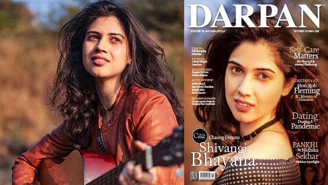 Shivangi Bhayana: Chasing Dreams