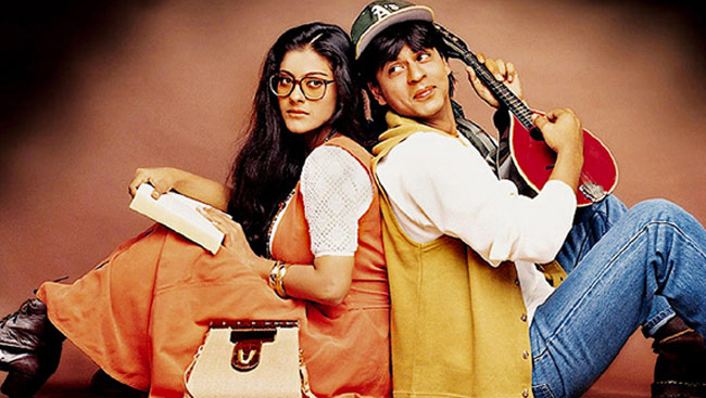 Anupam, SRK Bond On Twitter Over DDLJ