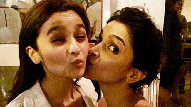 Deepika Confirms Alia Is Getting Married, Then Covers Up
