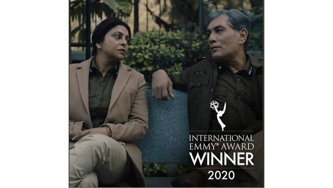 Netflix series 'Delhi Crime' gets India its first ever International Emmy Award.