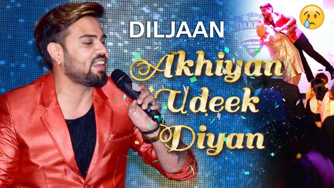 WATCH: Darpan pays tribute to Punjabi singer Diljaan Singh who is no more at 31