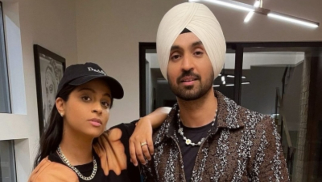 WATCH: Actor Singer Diljit Dosanjh Blasts actress Kangana Ranaut on Twitter regarding Farmers Protest