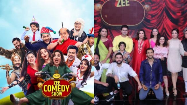 Farah Khan to judge celebrity-studded new comedy show