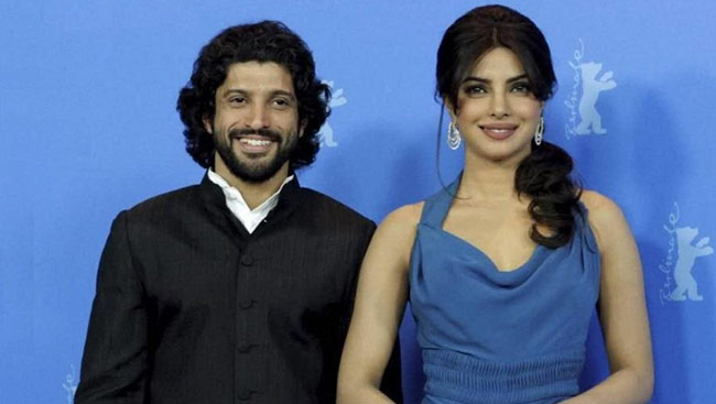 Priyanka Chopra, Farhan Akhtar's Shooting Complete For 'The Sky Is Pink'