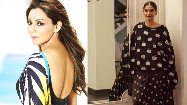 Guess Who Is The Latest Guest At Gauri Khan Designs?