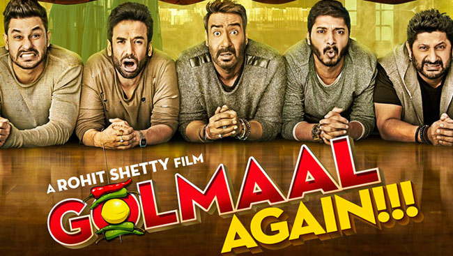 Golmaal Is Back Again! Rohit Shetty To Start Working For The Fifth Installment In 2020 REVEALS Shreyas Talpade
