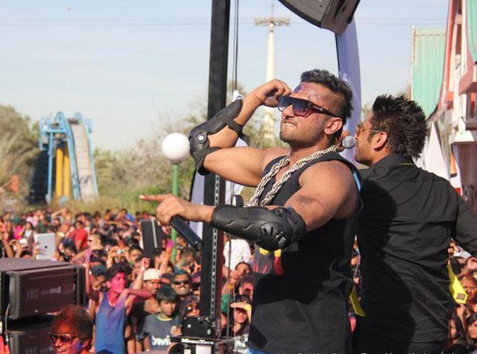 Honey Singh: Won't Pen Songs On Booze If Govt Stops Licensing Wine Shops