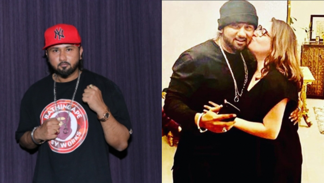 Yo Yo Honey Singh's wife accuses him of domestic violence, sex with multiple women