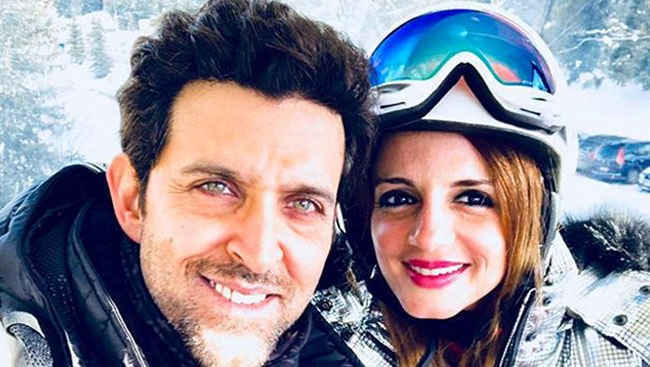 Hrithik Roshan Turns 45; Ex-Wife Sussanne Says 'Shine On'