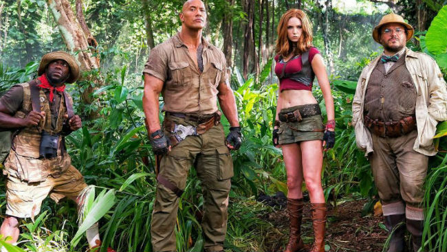 Jumanji: The Next Level Trailer - Dwayne Johnson And Gang Are Back. This Time, With Grandads
