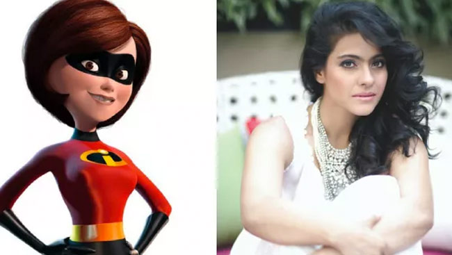 Kajol, Now Part Of The Incredibles 2 Family, 'Would Love To Do A Hollywood Film'