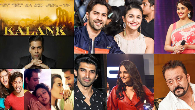 'Kalank' Trailer: Alia Bhatt Marries Aditya Roy Kapur And Falls In Love With Varun Dhawan