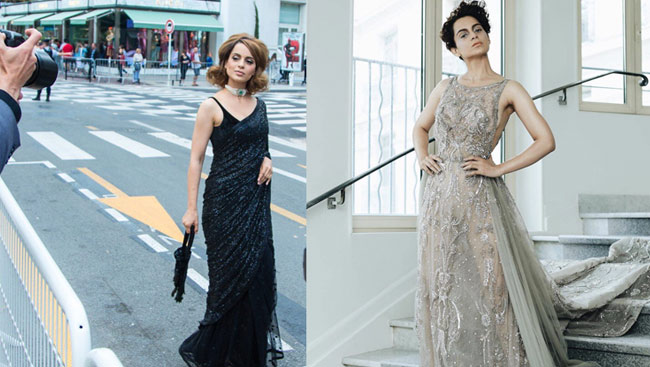 Kangana Ranaut Gears Up For Cannes 2019 Red Carpet