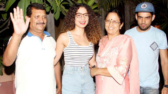 Kangana Ranaut: My Parents Were Shocked To Know I'm Sexually Active