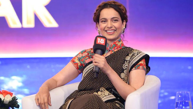 Kangana Ranaut Not Starring In B'wood Remake Of 'Aadai': Producer