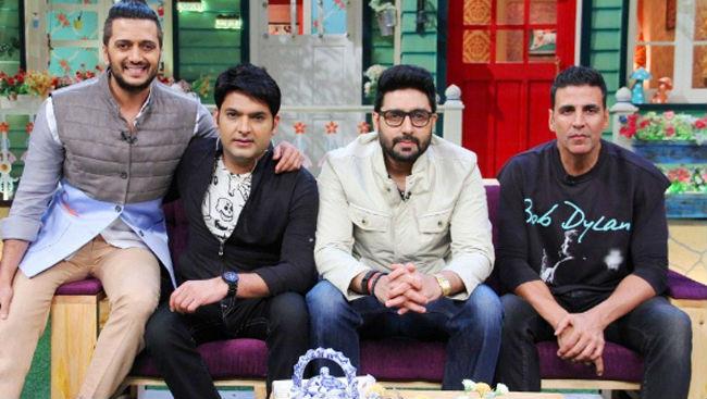 Kapil Sharma Challenges Akshay, Kareena, Diljit, Kiara To Shoot At 3 Am